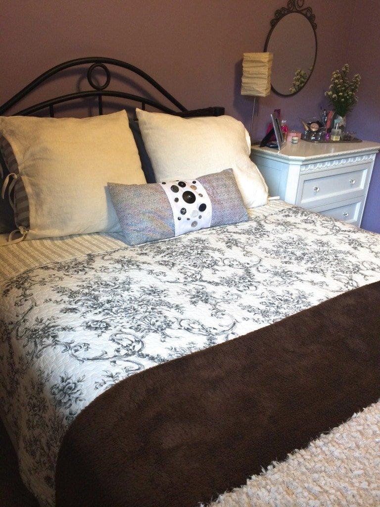 jodie's bedroom reveal