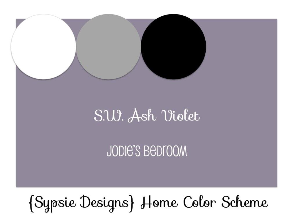 Jodies Room Colors