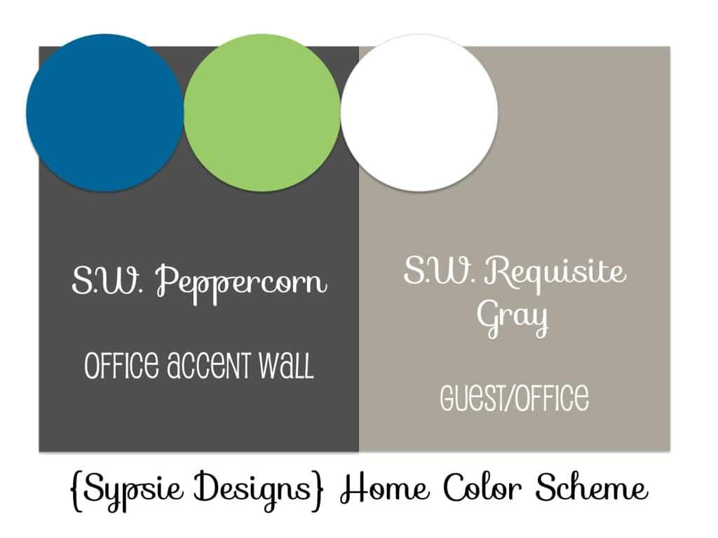 Office & Guest Colors