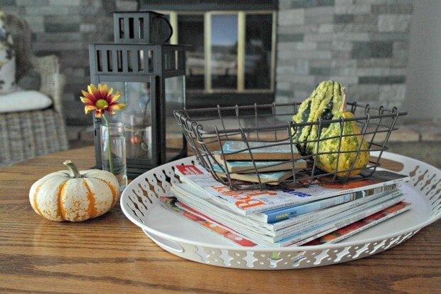 Fall Home Tour - Sypsie Designs