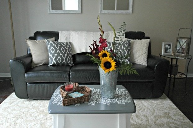 Sypsie Designs Neutral Living Room