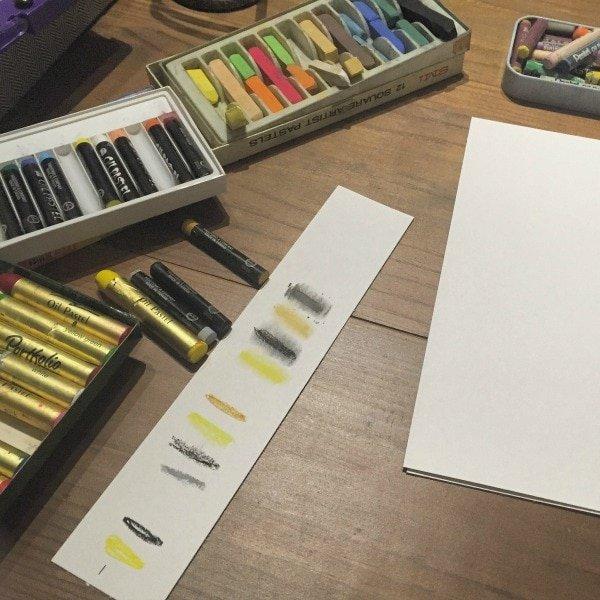One Room Challenge- Knock Off Art - Sypsie Designs