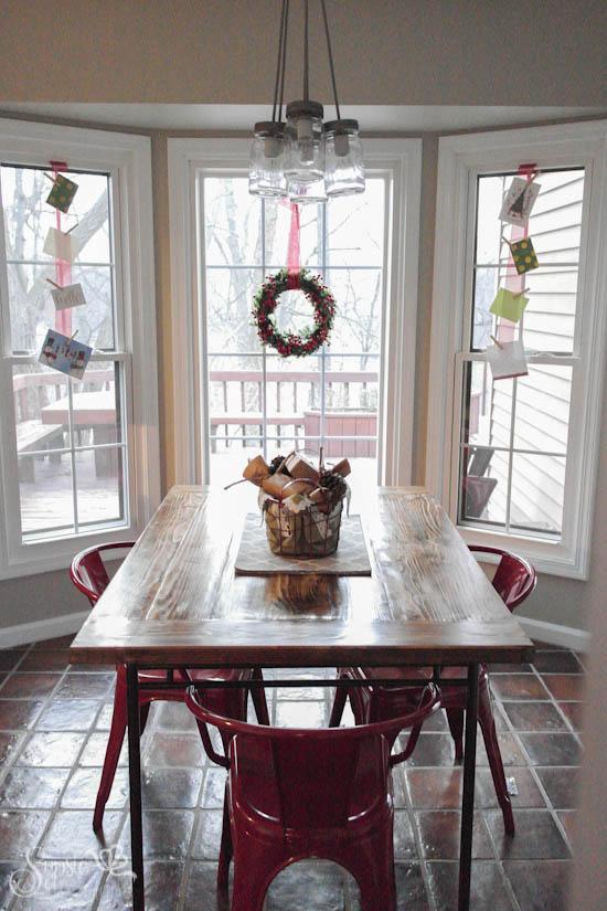 Christmas Home Tour & Christmas Kitchen - Sypsie Designs