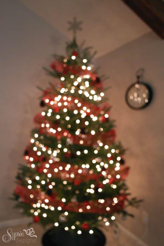 Christmas Home Tour & Tree - Sypsie Designs