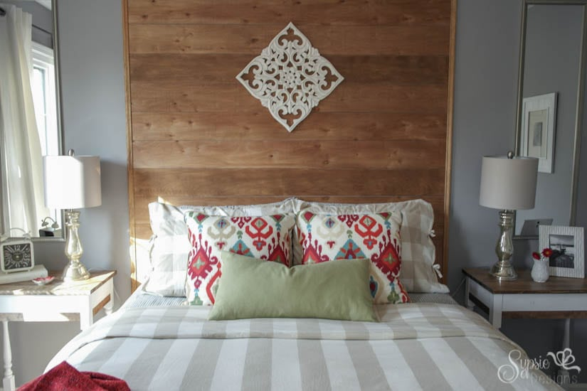 Guest Bedroom Makeover - Sypsie Designs