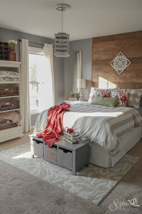 ORC Guest Bedroom Makeover - Sypsie Designs