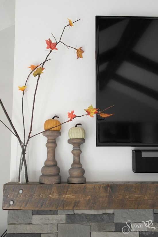 Fall Home Tour - Sypsie.com