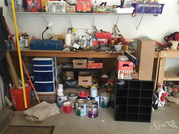 Garage ORC Week 1 - Sypsie.com