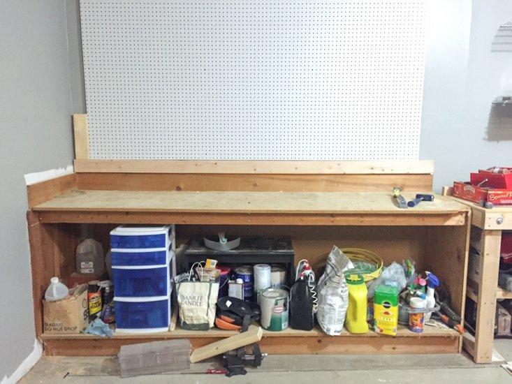 Garage Workbench - Sypsie.com