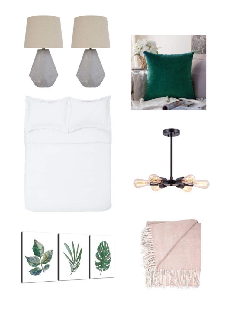 Inexpensive Bedroom Updates - Sypsie.com