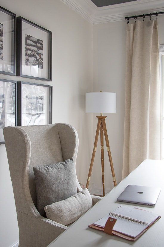 Neutral & Bold Home Office - Sypsie.com