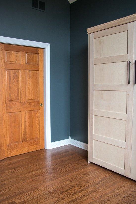 Den Makeover - One Room Challenge - Sypsie.com